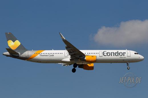 D-AIAC Condor Airbus A321