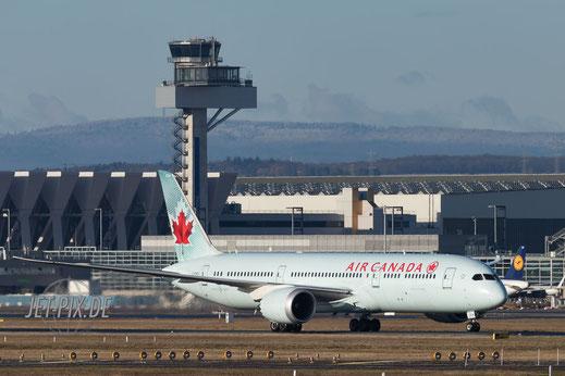 C-FNOI Air Canada Boeing Dreamliner 787 EDDF Frankfurt