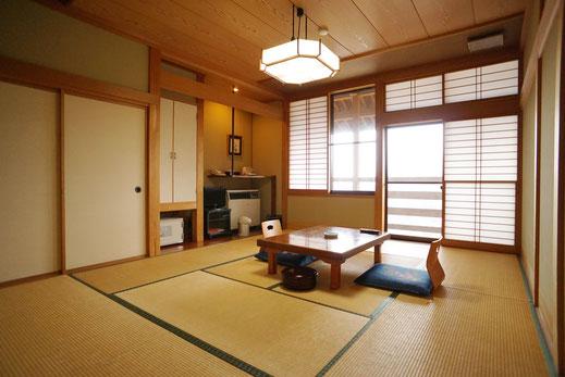 純和風の客室【かのせ温泉 赤崎荘】