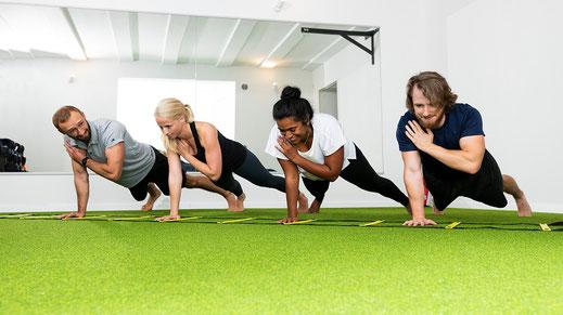 Teaserbild Fitnesskurse Berlin