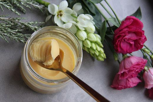 Ghee - geklärte Butter selber herstellen