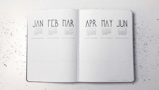 image: nina luca, ninaluca, minimalism bullet journal, minimalist bullet journal, minimalism bujo, minimalist bujo, nuuno notebook