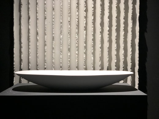 PanelPiedra Cemento Factory -  Kretta Bath Lavabo Drop
