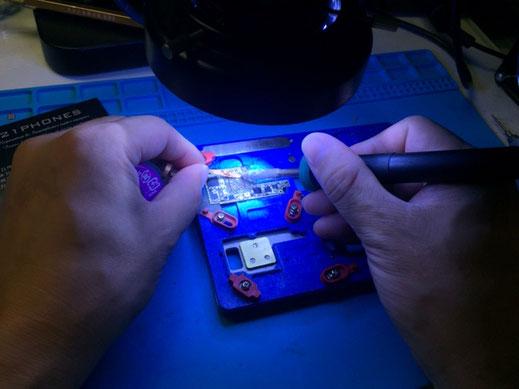 Expert Micro Soudure iPhone (Réparation carte mère iPhone)Toulouse