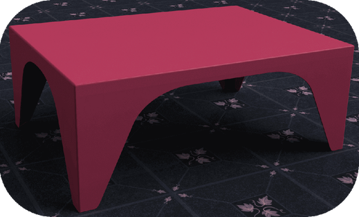 table-basse-flashy-rouge-telemagenta
