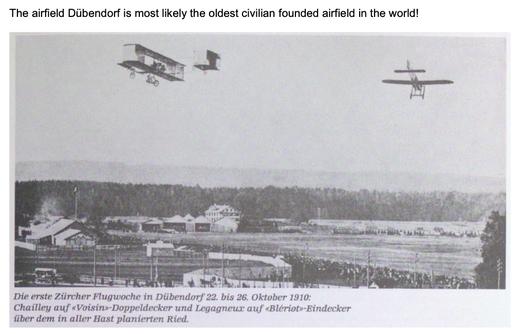 Der älteste noch existierende Flugplatz der Welt   Quelle: The 7 Most Endangered 2020, Europanostra