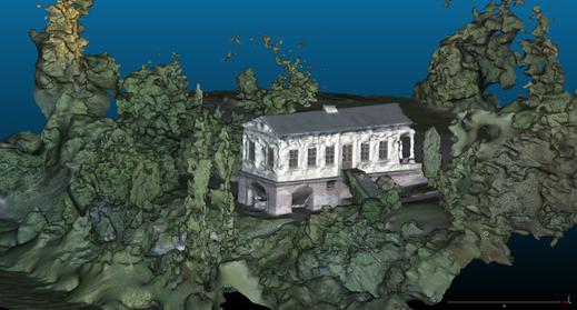 3D Modelle aus Luftbildern