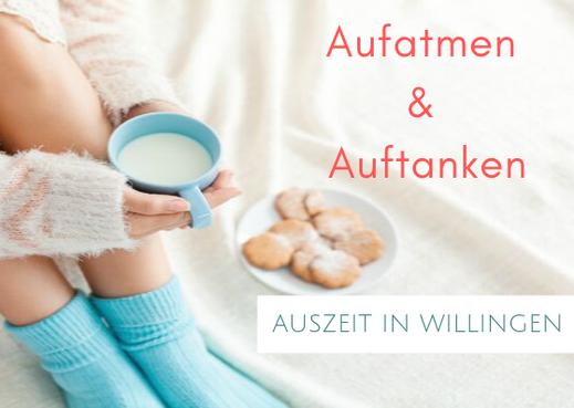 Verena Bunte Willingen Sauerland Diemelsee Relax Auszeit Entspannung