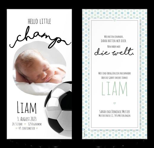 Nr. 105 - Liam