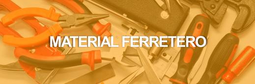 MATERIAL FERRETERO