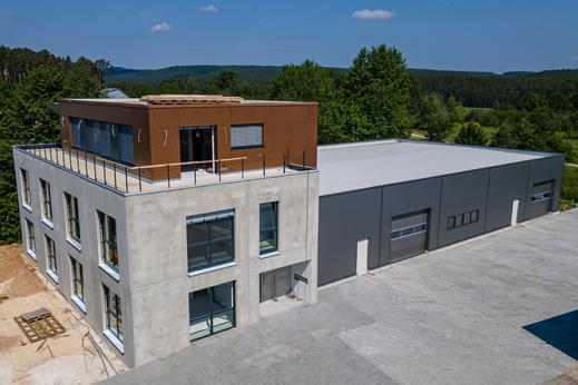 Luftbildaufnahmen für Immobilien