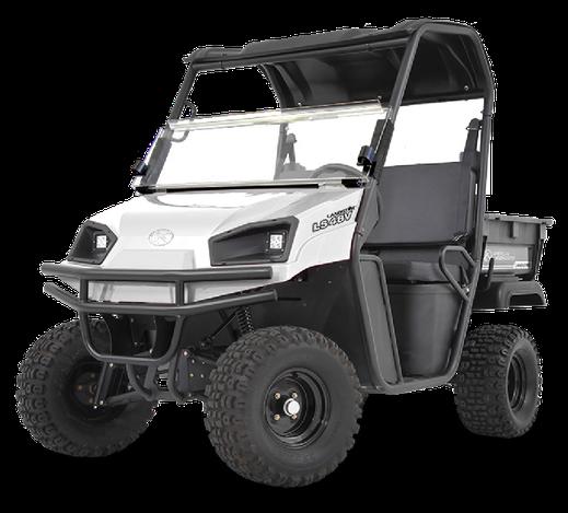 LandStar 350 Gas Powered 2WD