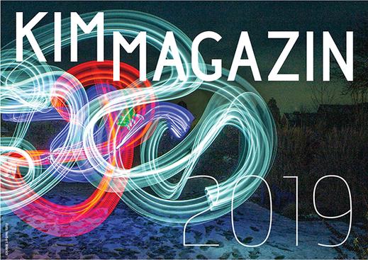 KIM MAGAZIN 2019 Layout Broschüre