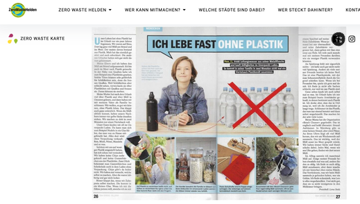 Zero Waste Helden  - Nürnberg