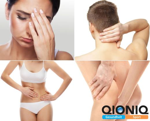 QIONIQ kann Schmerzen reduzieren!