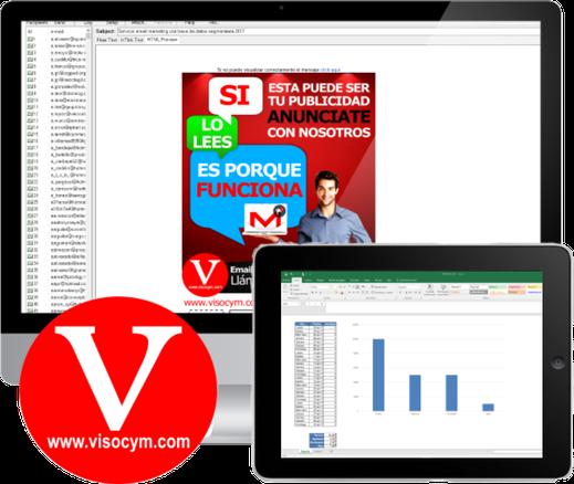 Correo Electronico Masivo en Veracruz