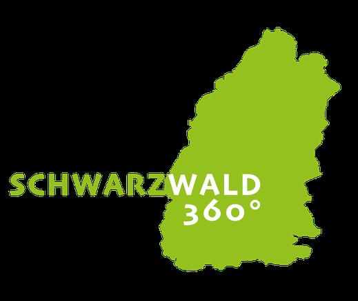 360 Gradaufnahmen im Schwarzwald