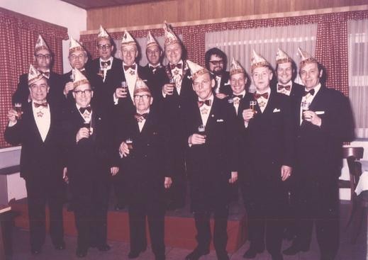 Senat der Gesellschaft 1972