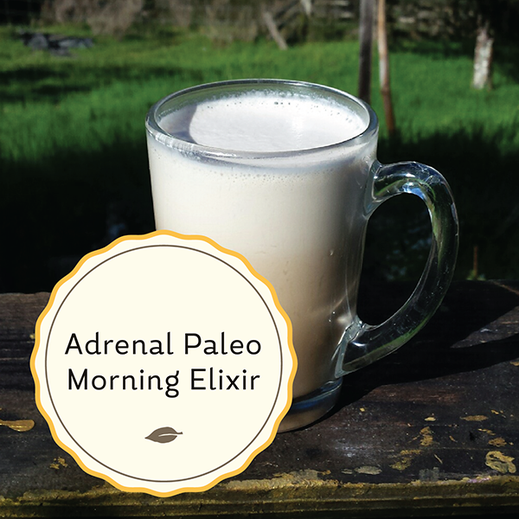 Radiant Reality Blog | Adrenal Elixir Recipe