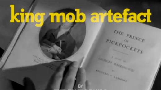 The fake druids / King Mob artefact