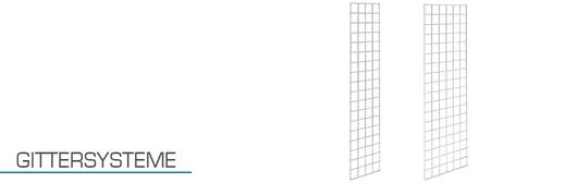 Gittersysteme Ladenbau