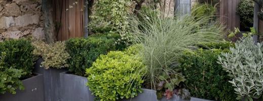 Création d'une terrasse en provence