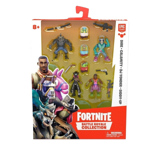 Fortnite equipo de batalla