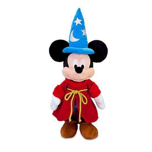 Mickey mouse fantasia peluche