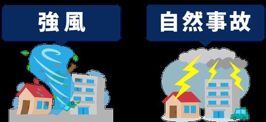 蓄電池の活用法|強風、自然事故、雷の停電の備えに