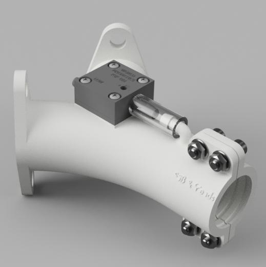 Süß & friends, 3D-Druck, Schlauchanschluss, Lasersintering, Rendering, 3D Printing, Sensorintegration, Sensor,