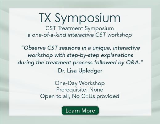 """CST Treatment Symposium """"TXS"""""""