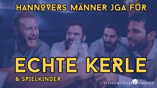 Junggesellenabschied Hannover JGA für Männer