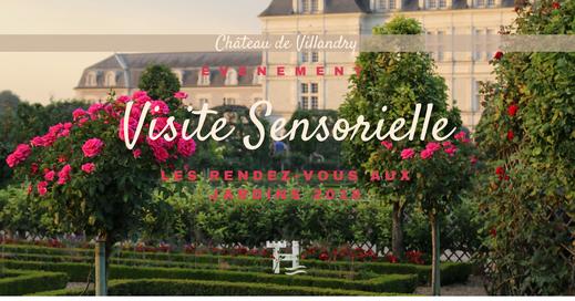 Touraine Terre d'Histoire - Val de Loire - château et jardins de Villandry - visites ateliers événement Les Rendez-vous aux Jardins