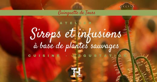 Touraine Terre d'Histoire - Val de Loire - atelier cuisine plantes sauvages - enfants et adultes