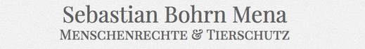 Dr. Sebastian Bohrn Mena, Sandy P.Peng Blog