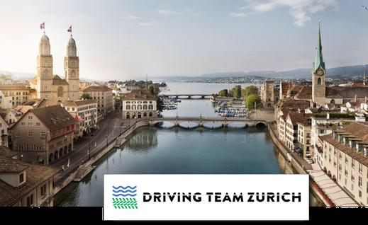 Driving Team Zürich, Fahrschule für Auto (Schaltung / Automat), Taxi, Anhänger und Motorboot