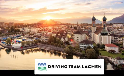 Driving Team Lachen, Fahrschule für Auto (Schaltung / Automat), Taxi, Anhänger und Motorboot