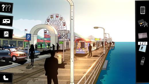 Bild vom Pier
