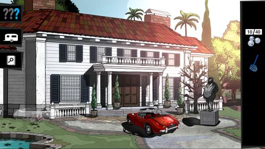 Bild der Villa