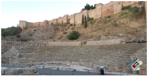 Anfiteatro Romano construido en el siglo I por el Emperador Augusto