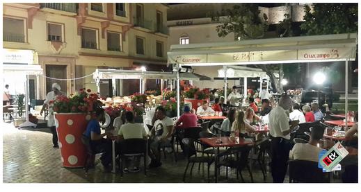 La noche de Málaga ofrece gastronomía exquisita y diversión asegurada