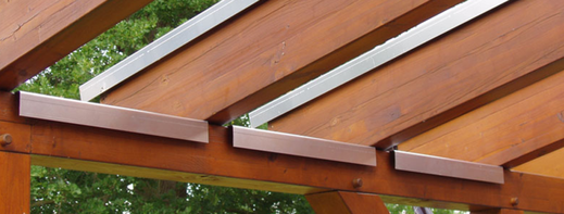 Bild zum Thema Witterungsschutz der Peter Fleschhut Spenglerei GmbH in 64658 Fürth, Odenwald