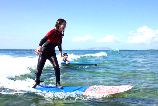 101 沖縄/サーフィン