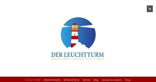 Der Leuchtturm - Elisabeth Fuchs & Manfred Plaimer; Orientierung, Bewusstsein, Natur