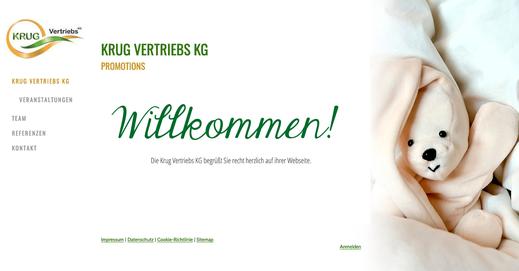 Krug Vertriebs KG, Promotions, Ewald Krug, Reichraming, Sleepy