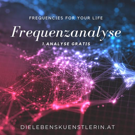 Healy Frequenz Analyse kostenlos, Österreich