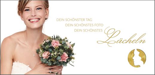 Folder Vorderseite, Yoga4Face für die Braut, Renée Isermann