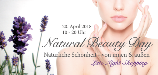 Flyer, Natural Beauty Day, Stilsicher, Joanna Kuttner, Kirchdorf