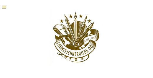 Webseite Lohnzeichnergilde OÖ, div. Illustratoren