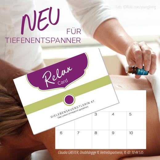Advent Aktion für Massage-Gutscheine bei Claudia Greiter in Steyr